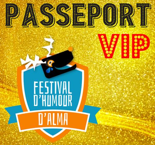 Passeport VIP (prévente)